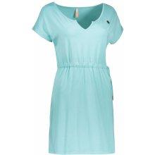 Nordblanc dámské šaty Sundry NBSLD6766 Agáve modrá 18f1452443