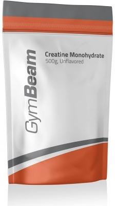 Recenze GymBeam Creatine Monohydrate 500 g