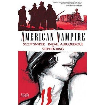 American Vampire S. King, S. Snyder