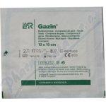Gazin gáza hydrofililní skládaná kompres sterilní 10 x 10cm 2 ks