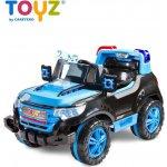 Toyz elektrické autíčko Patrol 2 motory blue