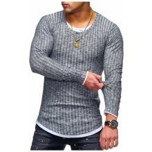BEHYPE Pánský lehký svetr Over