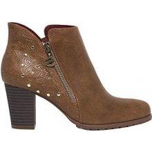 Desigual Dámské kotníkové boty Shoes Frida Winter Valkiria Choco 18WSAP02  6029 97aef14f98