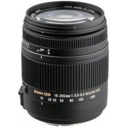 Sigma 18-250mm f/3,5-6,3 DC OS HSM Canon