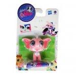 Hasbro Littlest Pet Shop Jednotlivá zvířátka B Slon