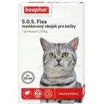 Beaphar Obojek pro kočky proti blechám 35 cm