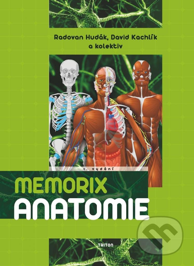 Memorix Anatomie - Radovan Hudák - 0