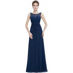 29e9e2a0ed02 Ever Pretty šaty 8781 tmavě modrá. Luxusní ...