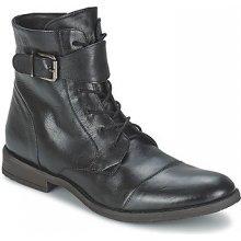 Balsamik kotníkové boty EMA černé