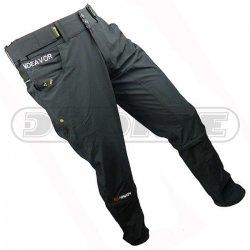 be254b88c52b2 Cyklistické kalhoty HAVEN ENDEAVOUR II černé dlouhé
