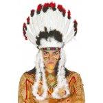 Indiánská čelenka velká