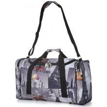 FRENZY cestovní taška 825 šedá