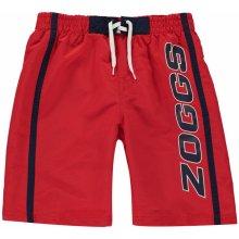 Zoggs Avoca Short SnrCL99 Red/Navy