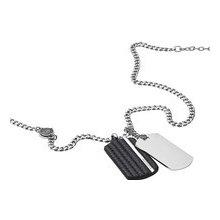 Diesel Pánský náhrdelník z chirurgické oceli DX 1040 640ad9d1c10