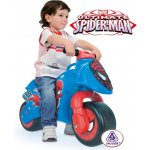 INJUSA Moto Spiderman New modré