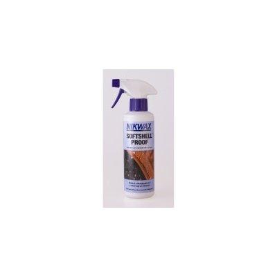 NIKWAX Softshell Proof 300ml spray - impregnace