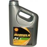 Shell Rimula R4L 15W-40, 4 l