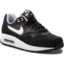 215017a27e2 Nike Air Max 1 807602 001 Black White