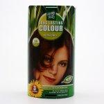 HennaPlus Dlouhotrvající barva Mahagon 5.5 100 ml
