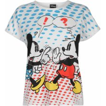 43f6750156c2 Character Short Sleeve T Shirt Ladies Minnie Mouse