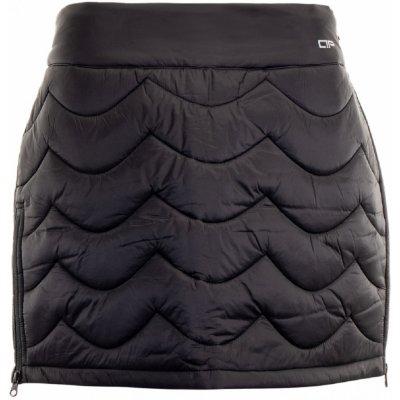 Alpine Pro sukně Casita černá