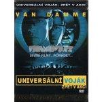 Univerzální voják 2: Zpět v akci DVD