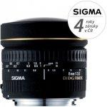 Sigma 8mm f/3,5 EX CIRCULAR FishEye Nikon