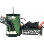 Castle motor 1410 3800ot/V senzored s reg. Mamba X- CC-010-0161-00