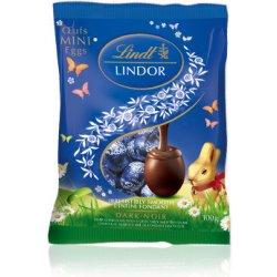 Lindt Lindor mini vajíčka tmavá čokoláda 45% 100g