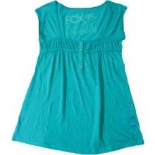 Fox JAMMIN emerald top