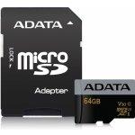 ADATA SDXC 64GB UHS-I U3 ASDX64GUI3V30S-R