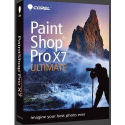 Corel PaintShop Pro X9 Ultimate ML BOX EN/DE/FR/NL/IT/ES PSPX9ULMLMBEU