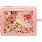 Heathcote & Ivory Růže koupelové květy 85g