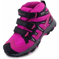 Dětská bota Alpine Pro Tyroll růžová fialová cc5e2f36c4