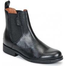 Aigle kotníkové boty ORZAC W Černé