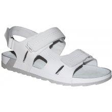 704154259ea4 Medistyle pánské zdravotní sandály IVAN 7I-J21 bílá