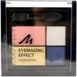 Manhattan Eyemazing Effect Eye shadow Palette oční stíny 53T Miss Right 15 g