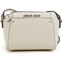 4bf396488 Armani Jeans dámská kabelka/pošťačka WHITE