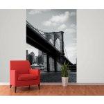 1Wall Tapeta NY Brooklynský most 158x232 cm