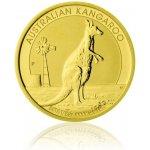 Austrálie Česká mincovna Zlatá investiční mince 1 2 Oz 50 AUD klokan 15,59 g