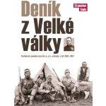 Deník z Velké války - Svědectví polního kuráta c. a k. armády z let 1914 - 1917 - Suda Stanislav