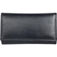 Klasická kožená peněženka HMT
