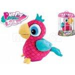 IMC Toys papoušek Penny opakující slova 18 cm