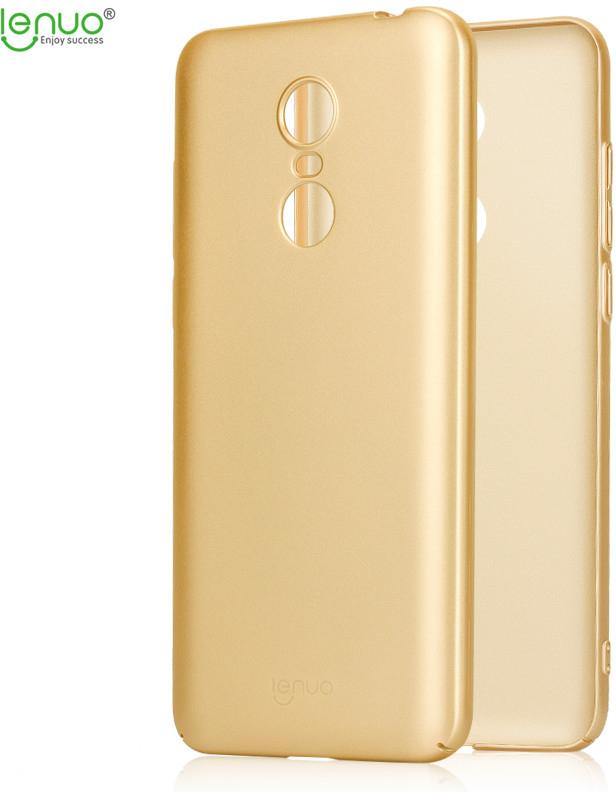 Pouzdro Lenuo Leshield Xiaomi Redmi 5 Plus zlaté od 55 Kč - Heureka.cz 5efb4591915