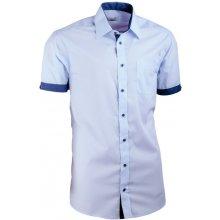 Aramgad Košile modrá kombinovaná vypasovaná 40338