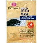 Dermacol Gold Elixír maska 2 x 8 g