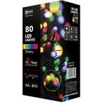 Emos LED dekorační řetěz 80LEDXMAS CHERRY MF 8M IP44 MC - 1534141530