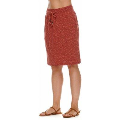 Ragwear sukně Tigua Organic 4011 henna