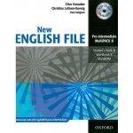 New English File pre-intermediate Multipack B - Oxenden C.,Latham-Koenig Ch.,Seligson P.