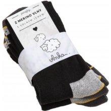 349bb4147c5 Pánské pracovní ponožky · Vlnka Pracovní ponožky merino 2ks